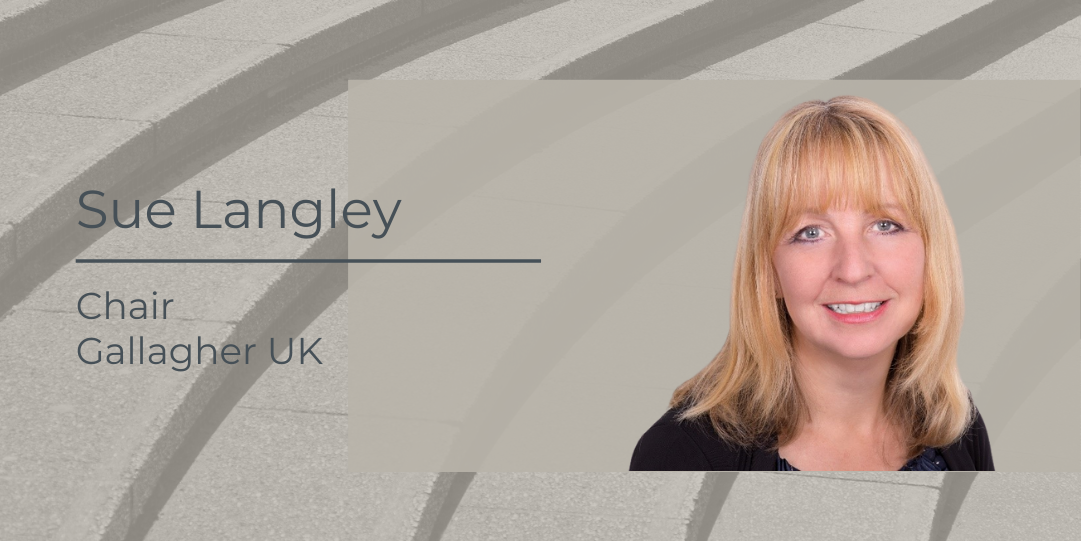 2 minute interview | Sue Langley