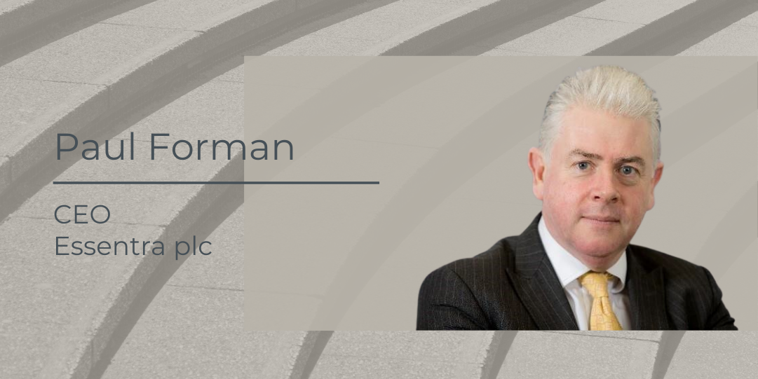 2 Minute Interview | Paul Forman