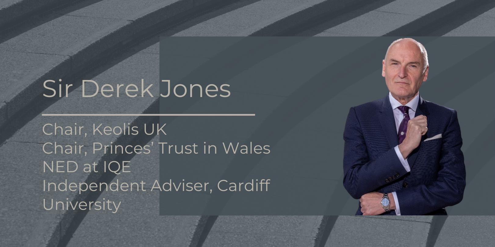 Sir Derek Jones | Keolis UK