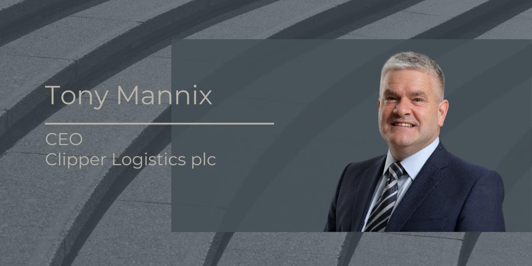 CEO, Clipper Logistics plc