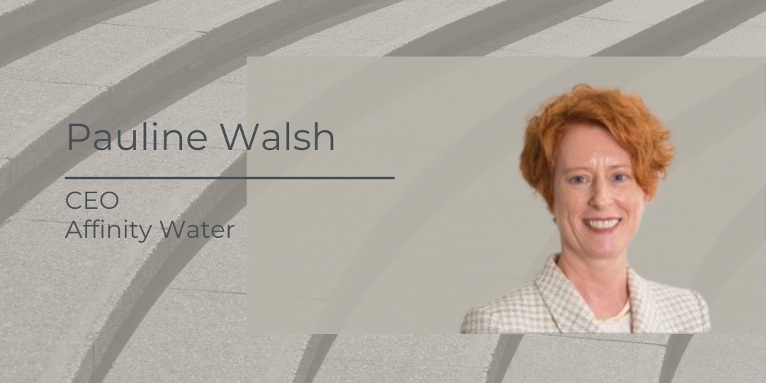 Pauline Walsh, CEO, Affinity Water